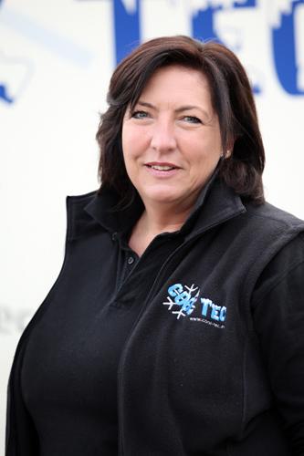 Annette Fischer Mitarbeiterin Cool-Tec