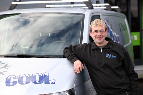 Bernd Schneider Mitarbeiter bei Col-Tec