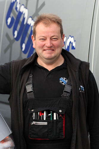Gerd Flaig Kältemeister, VMS-Techniker, Elektrotechniker, Geschäftsleitung
