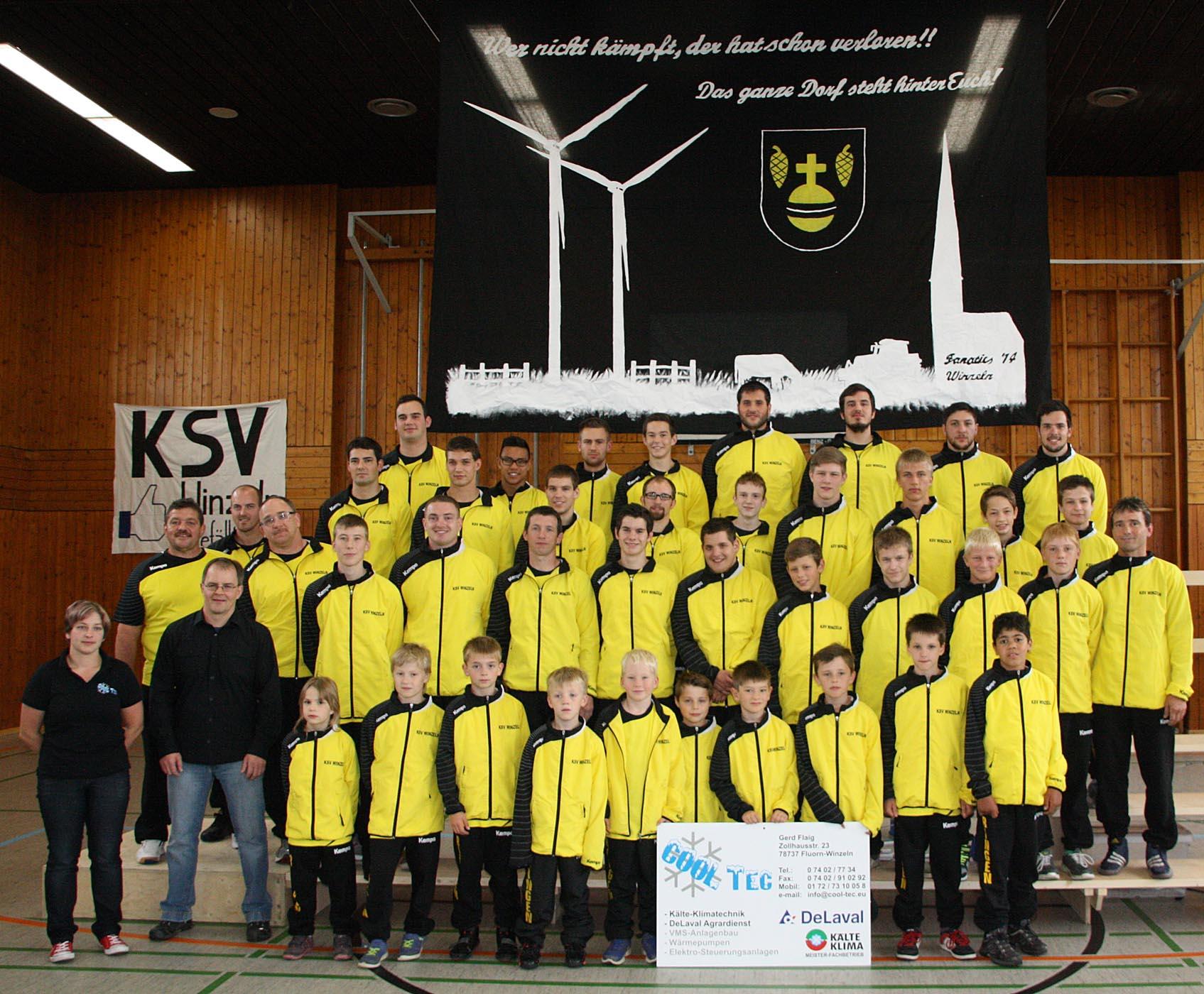 KSV- Winzeln Sponsor Cool-Tec